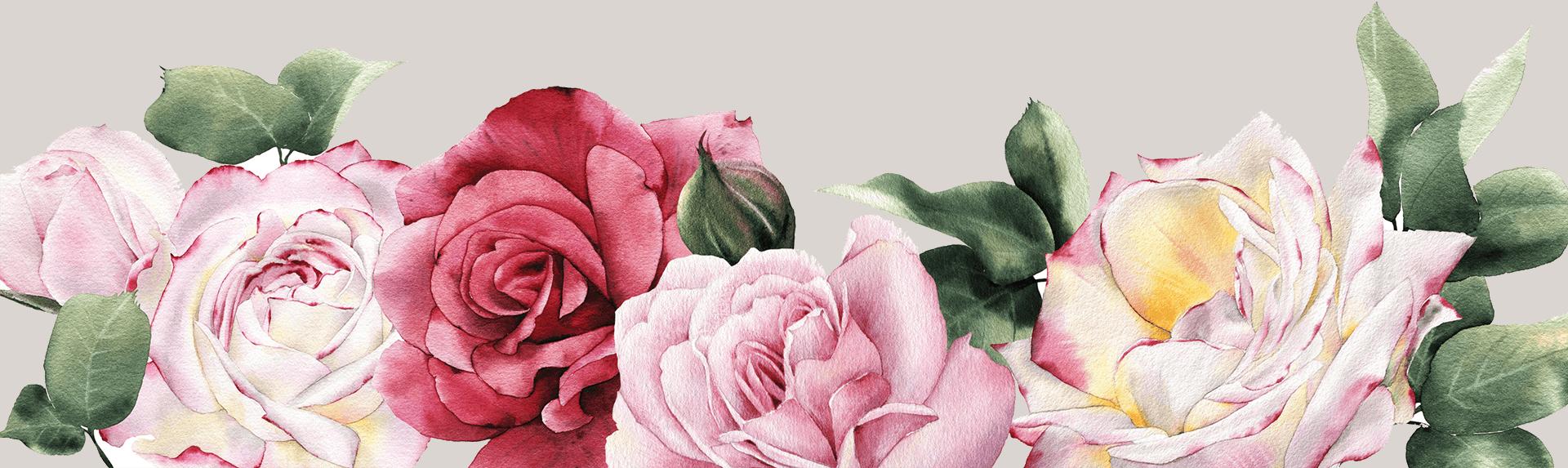 Small Talk Tearooms roses