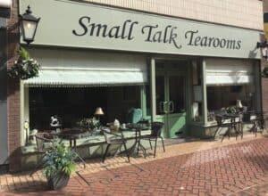 Small Talk Tearooms Chelmsford