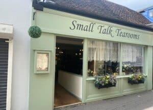 Small Talk Tearooms Colchester