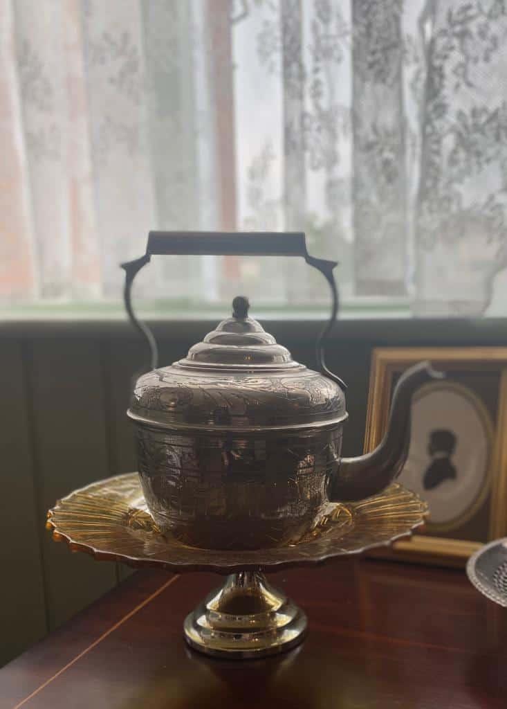 Small Talk Tearooms - decoration