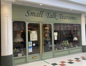 Small Talk Tearooms - Romford